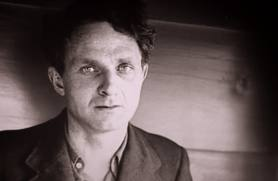 Stephen Spender as a young man.